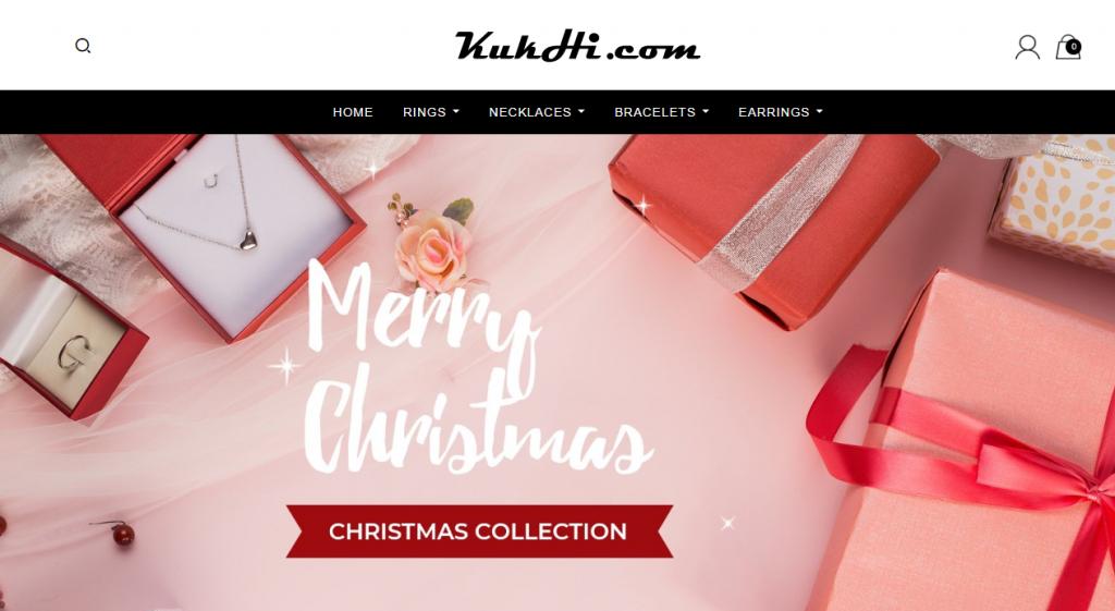 Kukhi jewelry store image