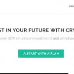 cryptorex homepage image