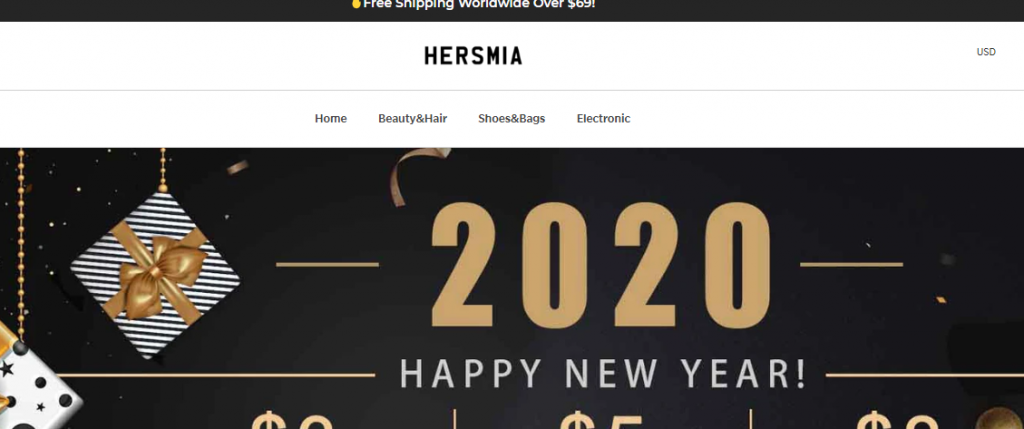 hersmia homepage image