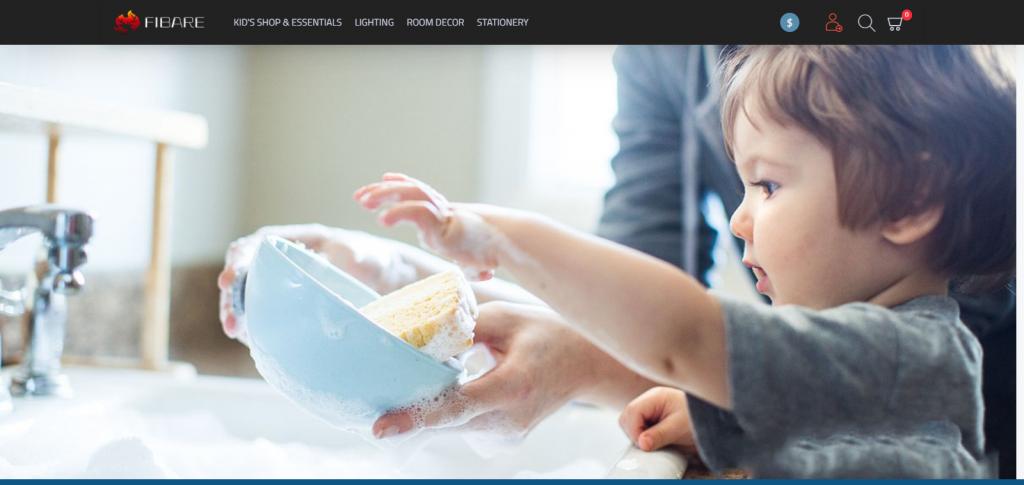Fibare Homepage Image