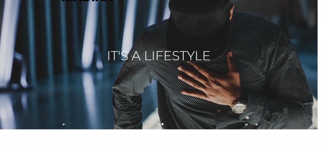 Madixa Homepage Image