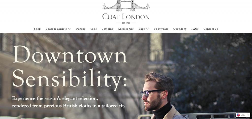 Coat London Review