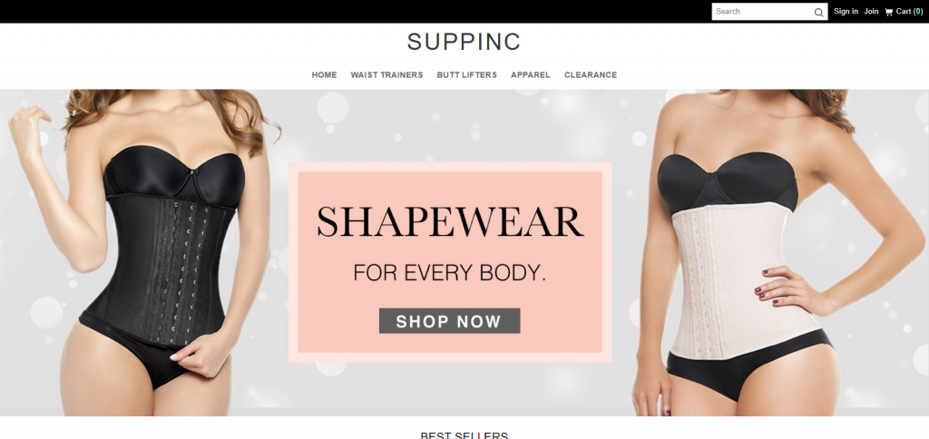 Suppinc Homepage Image