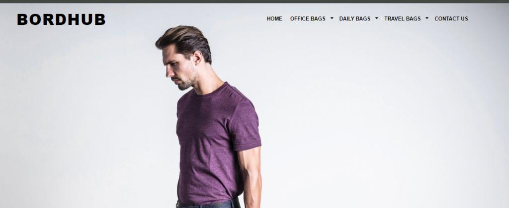 Bordhub Homepage Image
