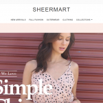 Sheermart.com Review: Horrible Clothing Store! See Reviews