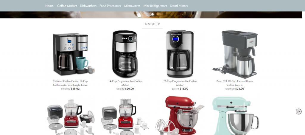 Kitchennes Homepage Image