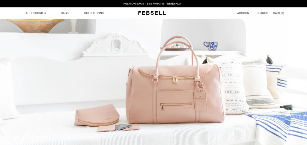 Febsell Homepage Image