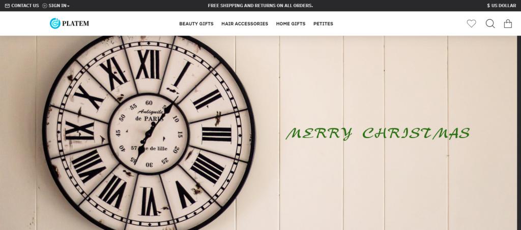 Platem Homepage Image