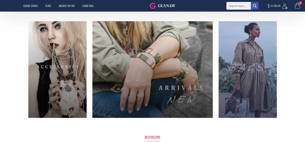 Guanaw Homepage Image