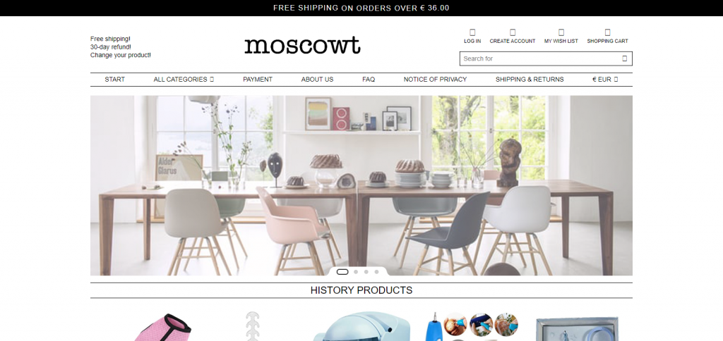 Moscowt Homepage Image