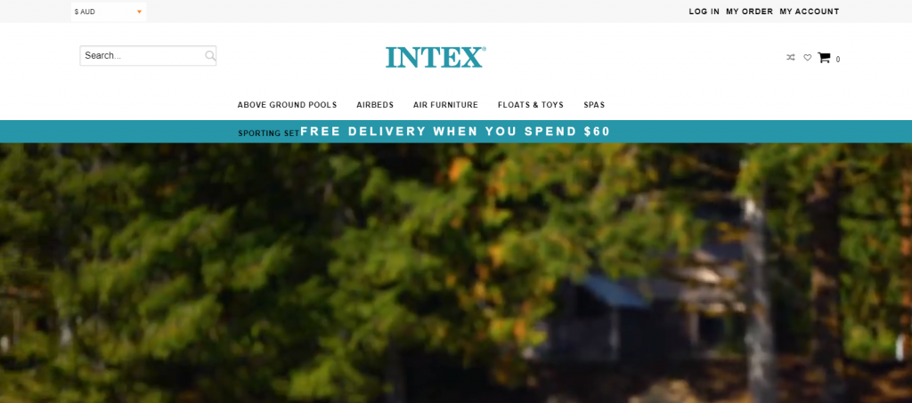 Intexboat Homepage Image