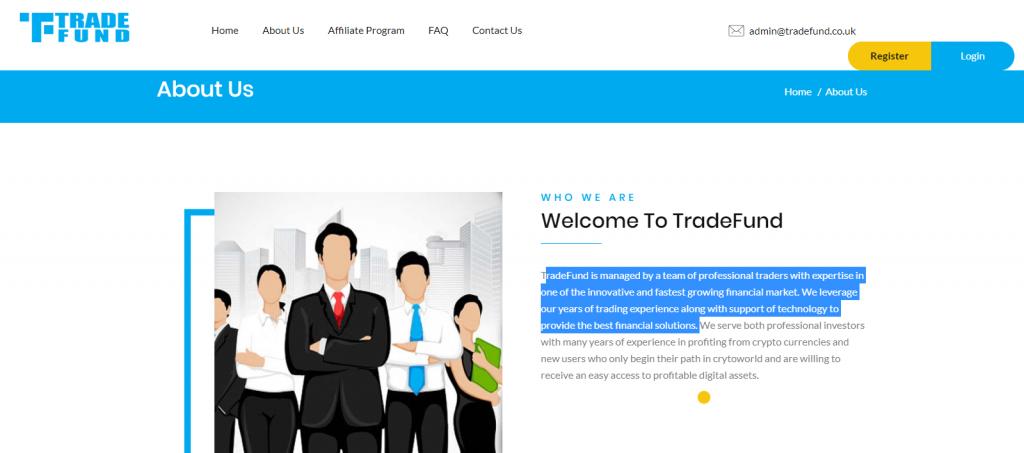 TradeFund Uk Homepage Image