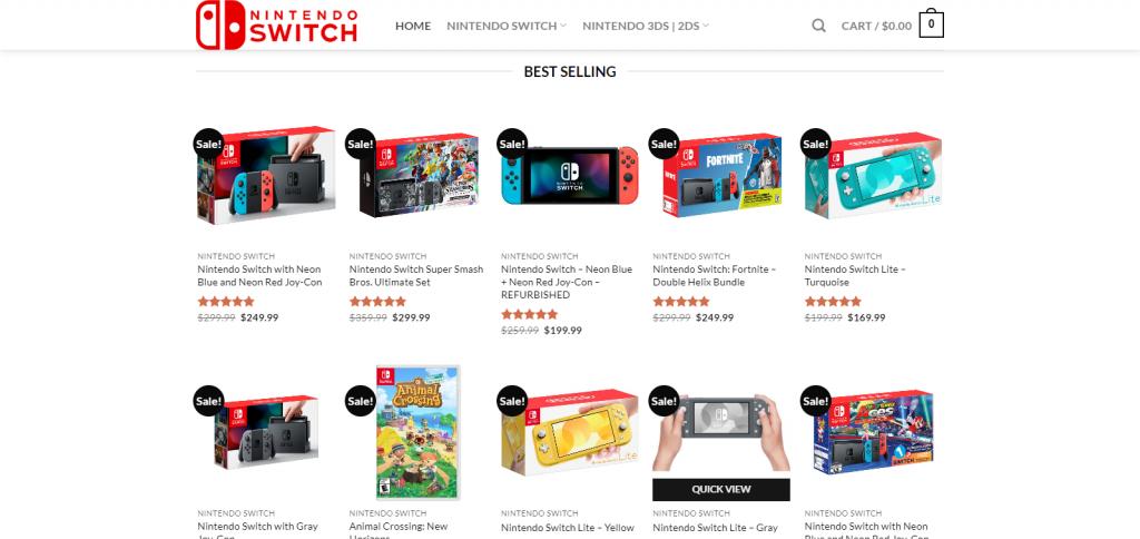 Gamemart Homepage Image