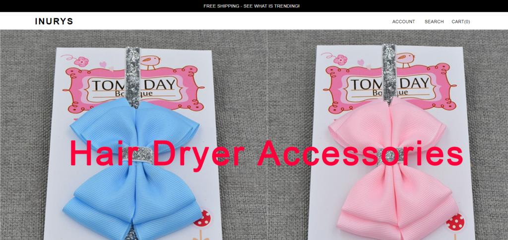 Inurys Homepage Image