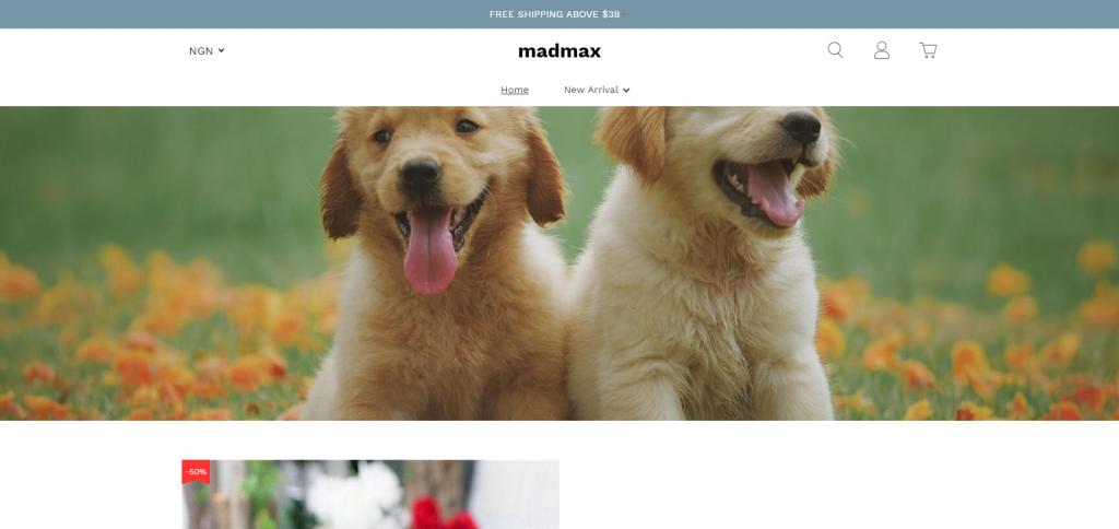 Madmaxs Homepage Image