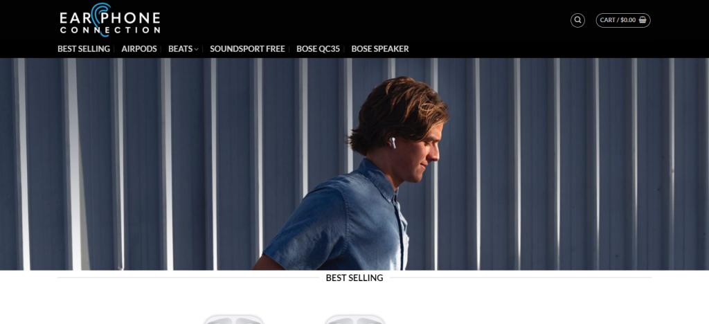 Piearphone Homepage Image