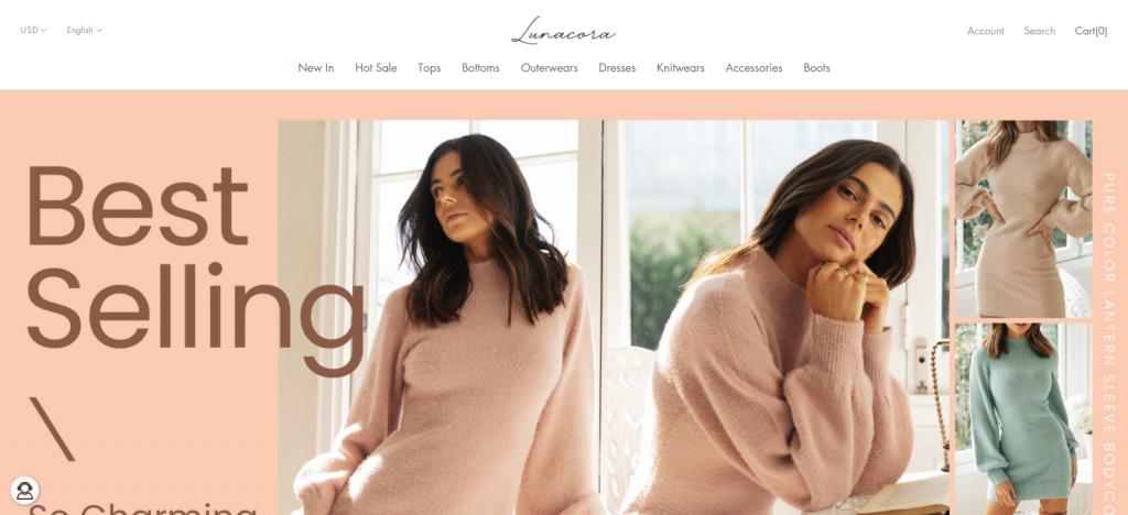 Lunacora Homepage Image
