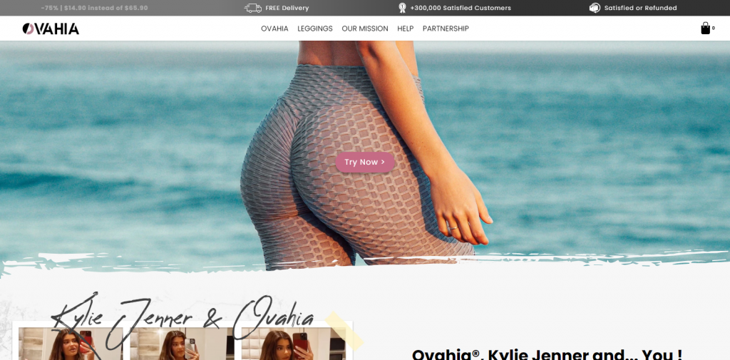 Ovahia Homepage Image