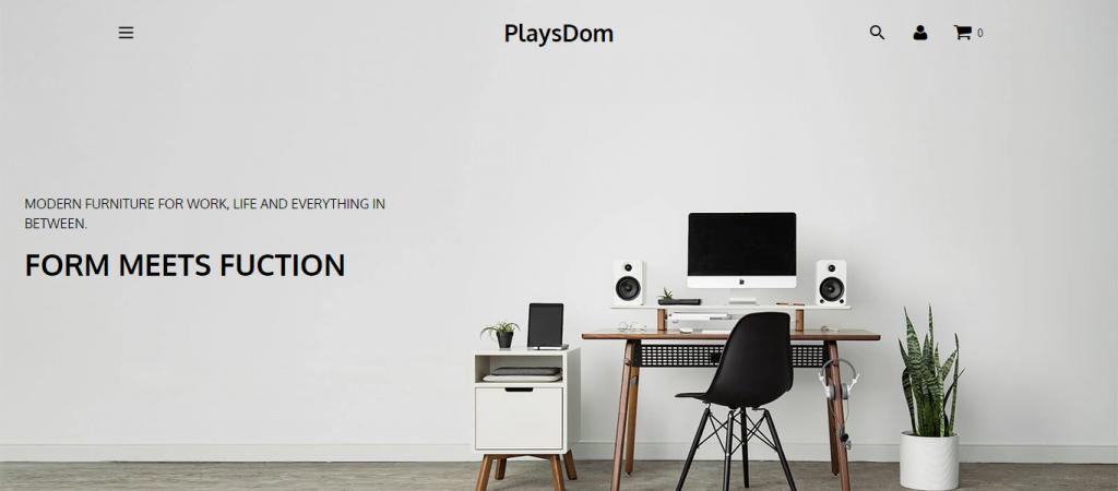 Playsdom.com Scam