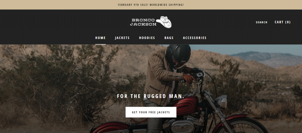 Bronco Jackson Jacket