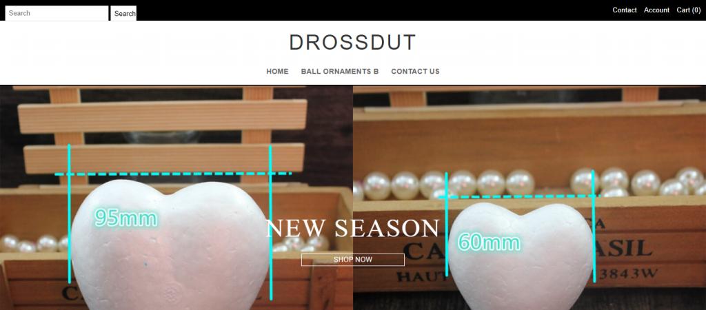 Drossdut.com Homepage Image